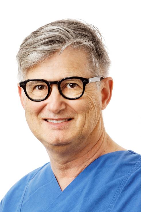 Dr. med. dent.  Hans Peter Hirt